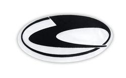 Adesivo riflettente-ovale, una confezione da 5 pz