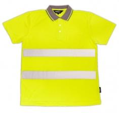 T-shirt riflettente per adulti taglia M