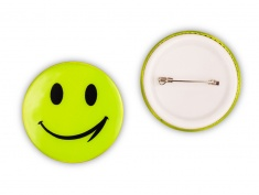 Spille SMILEY riflettenti