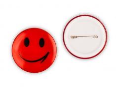 Spille SMILEY riflettenti