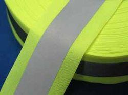 Nastro riflettente combinato giallo/grigio 30mm confezione da 5m